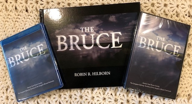 The Bruce DVD Bluray and Book
